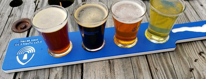 Bottomless Brewing is one of Finger Lakes.