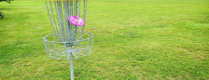 Royal Scots Disc Golf Links DGC is one of Fun in time of Covid.