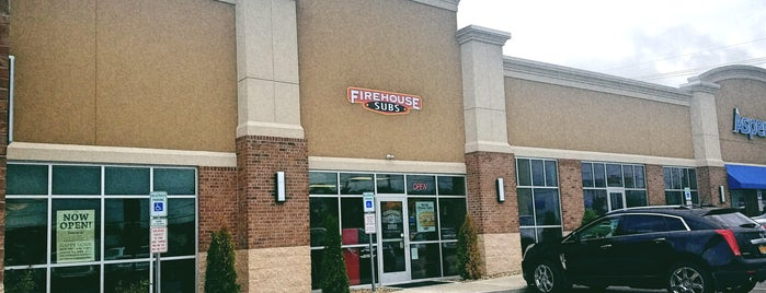 Firehouse Subs is one of Avoid.
