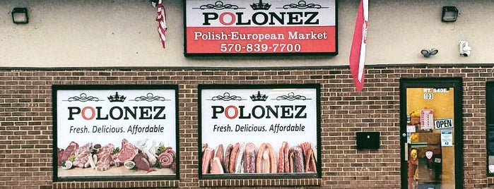 Polonez Polish-European Market is one of Poconos.