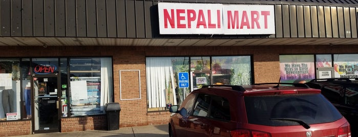 Nepali Mart is one of Columbus International Markets.