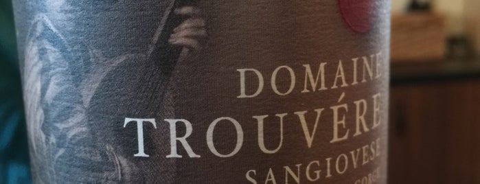 Domaine Trouvere is one of Wine Country.