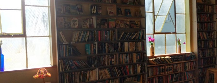 Couth Buzzard Books is one of Seattle.