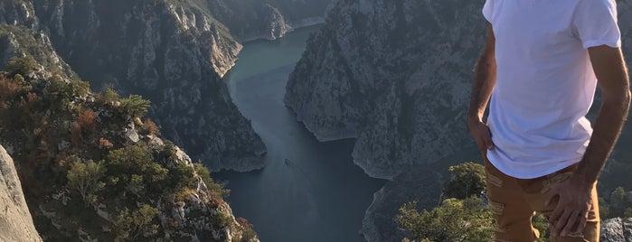 Şahinkaya Kanyonu is one of Karadeniz.