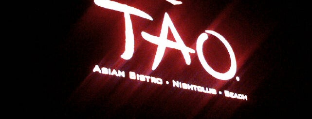 TAO Nightclub is one of Outrageous Soirée.