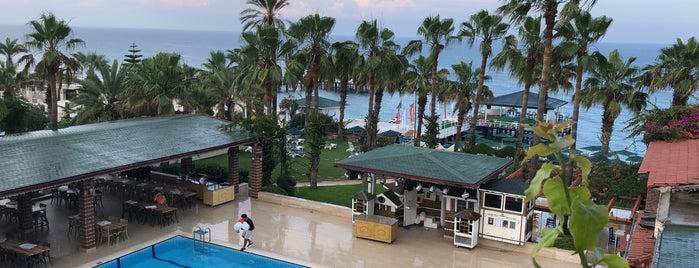 Sea Gull Hotel is one of Orte, die Игорь gefallen.