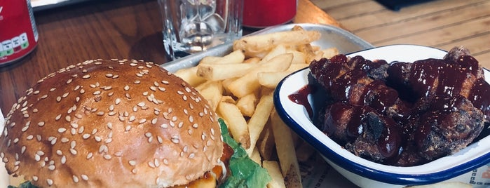 Burger Theory is one of 2018 UK Food Tour - To Do.