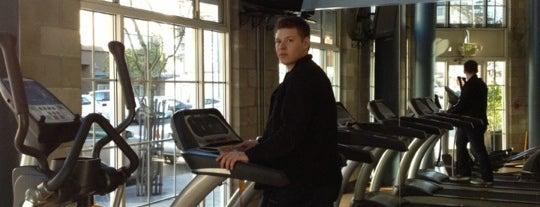 Allegro Gym is one of Lieux qui ont plu à Brian.