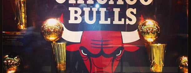 Chicago Bulls Front Office is one of Ohio House Motel.