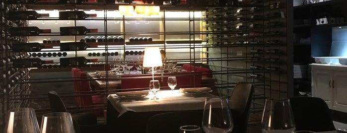Bacarat Restaurante is one of Lieux qui ont plu à Ju.