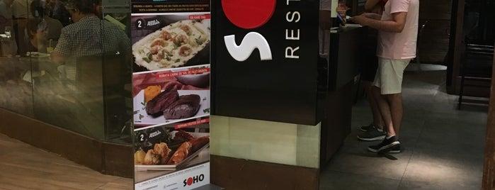 Soho Restaurante Fortaleza is one of Solange : понравившиеся места.
