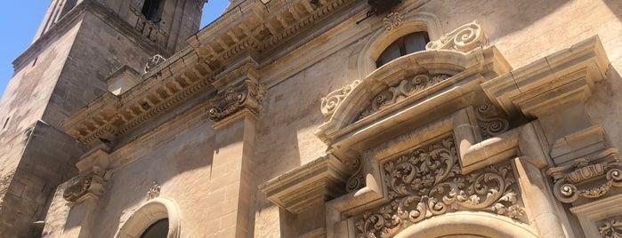 Chiesa Di Santa Maria Dell'itria is one of Scicily guide.