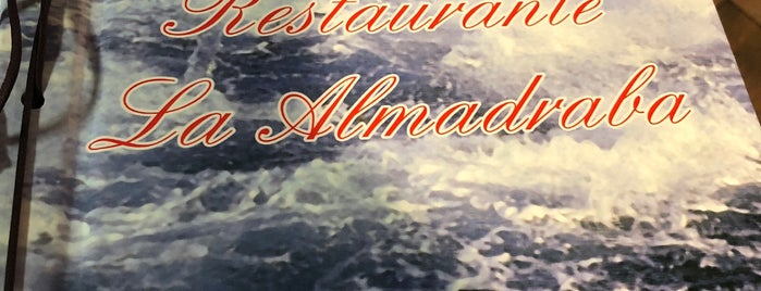 La Almadraba is one of Restaurantes.