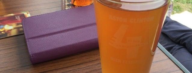 Aston Clinton Beer Festival is one of Lugares favoritos de Carl.