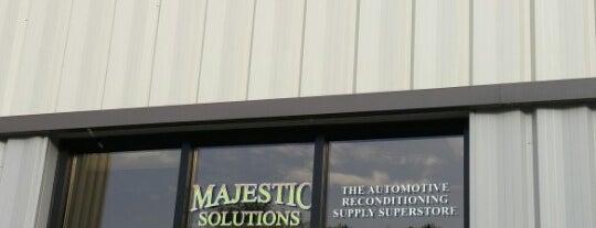 Majestic Solutions is one of Tempat yang Disukai Michael.