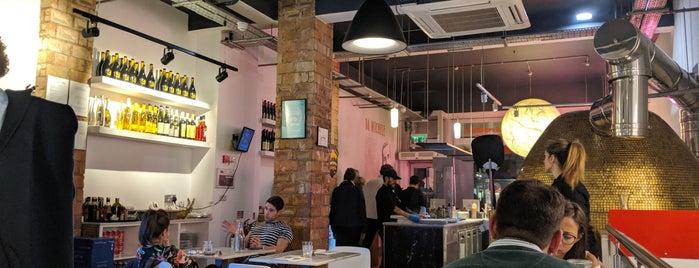 L'antica Pizzeria Da Michele is one of London.