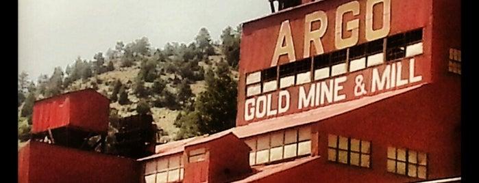 Argo Gold Mine & Mill is one of Denver.