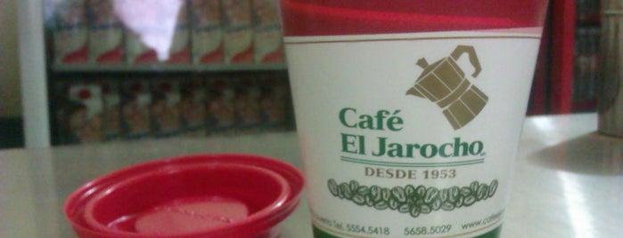 Café El Jarocho is one of Cafeterías.