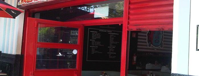Barracuda Diner is one of Regresando a los 50st: DINERS.