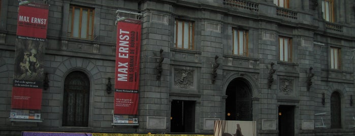 Museo Nacional de Arte (MUNAL) is one of Museos.
