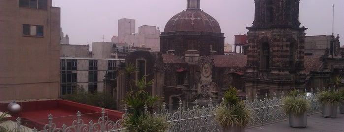 Museo del Estanquillo is one of สถานที่ที่ Vanessa ถูกใจ.