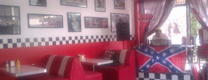 kocat's diner is one of Regresando a los 50st: DINERS.