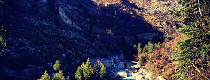 Parvati Valley is one of India North.