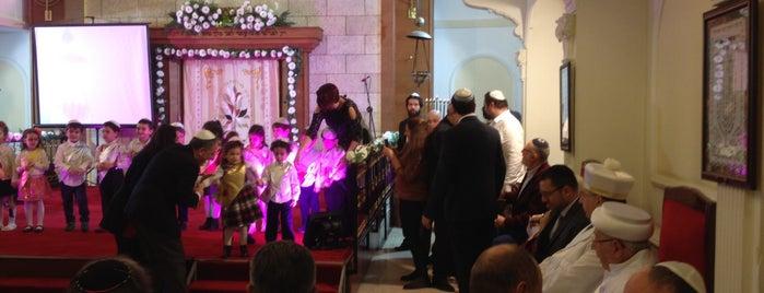 Bet-El Sinagogu is one of Synagogues In Turkey.