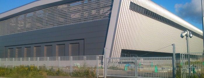 さくらインターネット 石狩データセンター is one of IDC JP.
