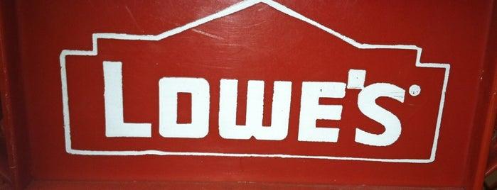 Lowe's is one of Posti che sono piaciuti a Dawn.