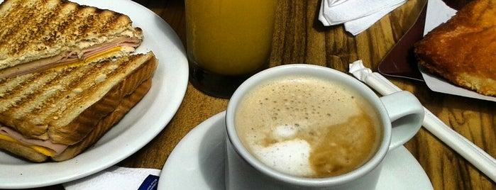 Café Jaru is one of Food & Fun - Quito.