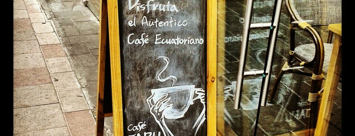 Café Jaru is one of Quito.