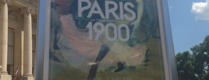 Paris 1900 is one of Posti che sono piaciuti a Diana.