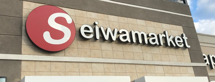 Seiwa Market is one of US NorthEast.
