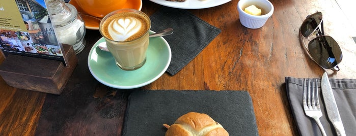 Sacred Ground is one of Bali's Best Cafés.