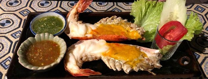 Paak Dang Restaurant is one of Bangkok.