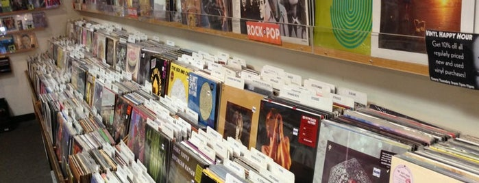 Waterloo Records is one of Favorites in USA.