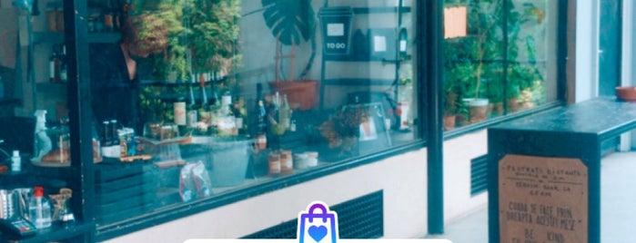 Artichoke Coffee Shop is one of Lieux qui ont plu à Alina.