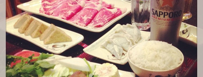 Kaze Shabu Shabu is one of Boston Eats Bucket List.