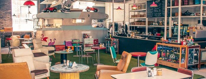 DakDak Cafe is one of Melbourne Coffee Book.