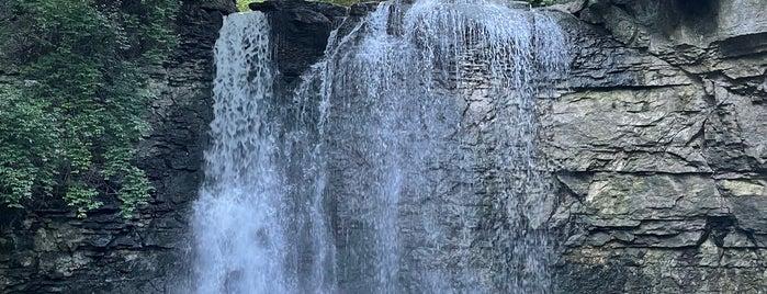 Hayden Falls / Griggs Nature Preserve is one of Ohio.