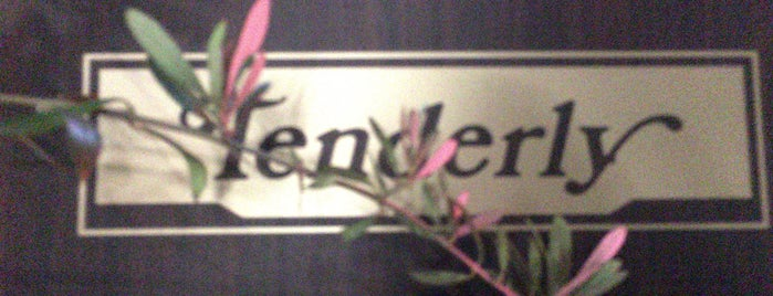 Tenderly is one of Tokyo Cocktail Bars.