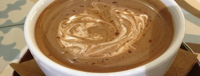 Marron Coffee is one of Lieux qui ont plu à Gamze.