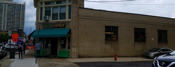 Book Corner is one of Center City Sweet Spots.