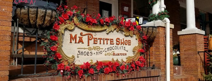 Ma Petite Shoe is one of City Paper's :Goods & Services: Readers Poll '11.