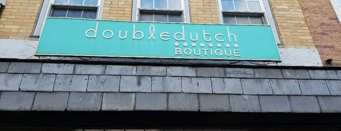 Doubledutch is one of Bmore Checkin.