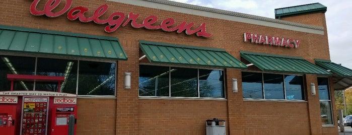 Walgreens is one of Jason : понравившиеся места.