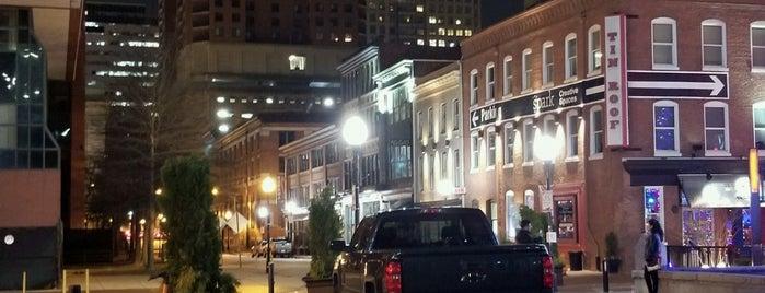Baltimore City is one of Locais salvos de Shanda.