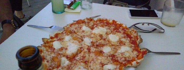 Restaurante Pizzería Real Plaza is one of Bares.