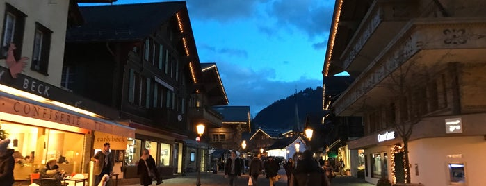 Wally's Snack Bar is one of Gstaad.